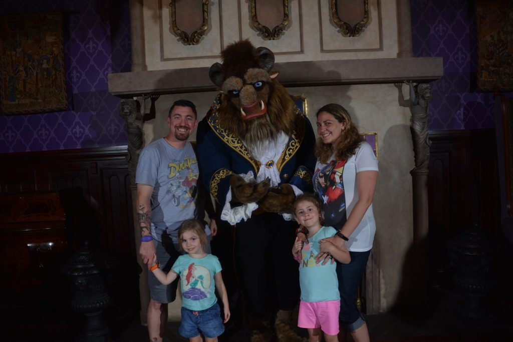 The Beast Be Our Guest