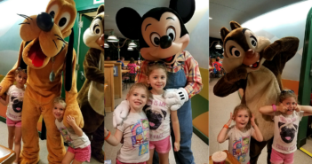 The Garden Grill Character Meet and Greets WDW