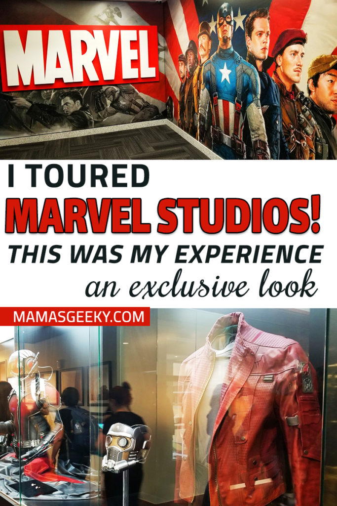 marvel studios tour exclusive