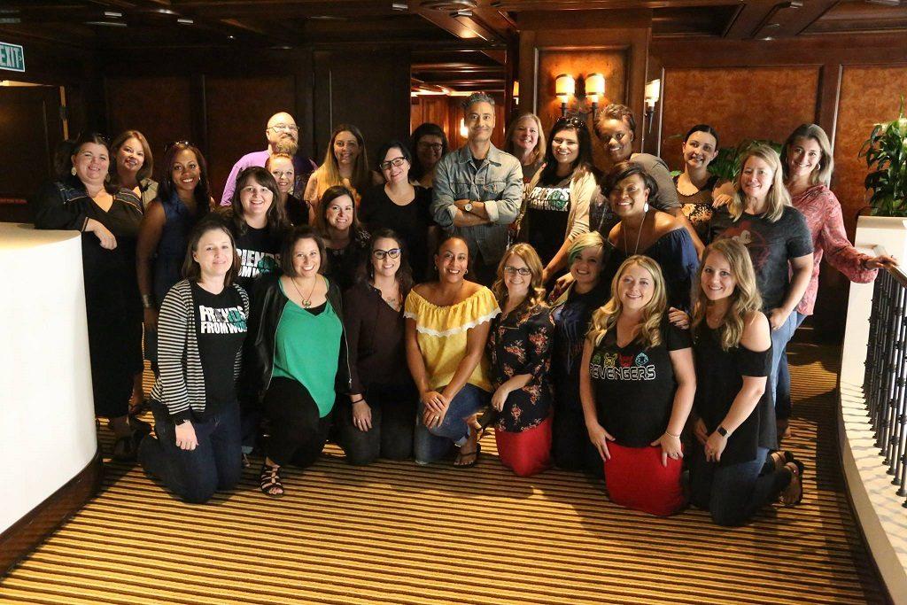Bloggers with Taika Waititi Thor Ragnarok Interview