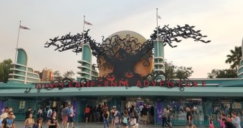 Disney California Adventure Halloween