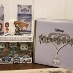 Disney Kingdom Hearts Funko GameStop Exclusive Box – UNBOXED! | #KingdomHearts #Funko #GameStop