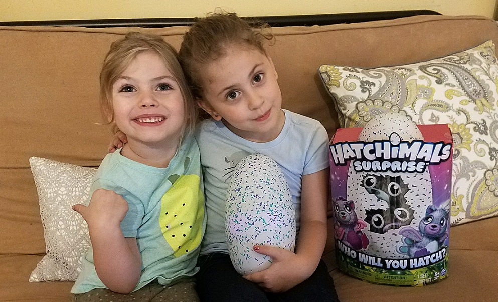 Hatchimals Surprise Unboxing
