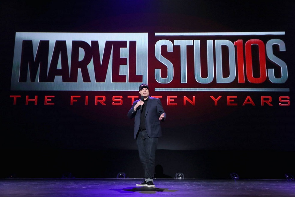Kevin Feige Interview President of Marvel Studios