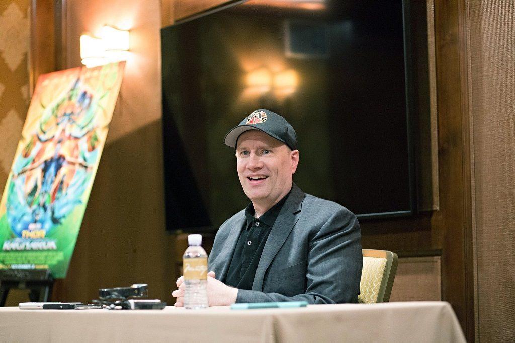 Kevin Feige Thor Ragnarok Interview
