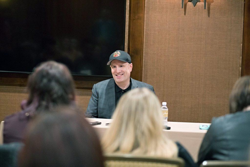 Kevin Feige Thor Ragnarok Interview 4
