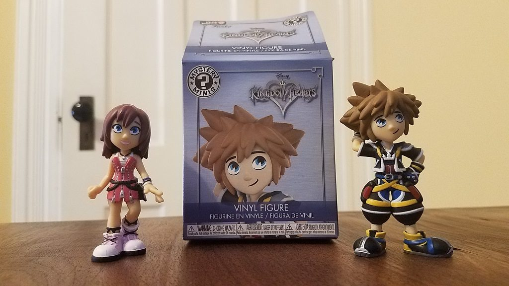 Kingdom Hearts Vinyl Figure Blind Box