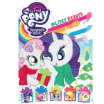 Celebrate the Holidays & Win A Copy of My Little Pony Friendship is Magic: Holiday Hearts | #MyLittlePony #MLP
