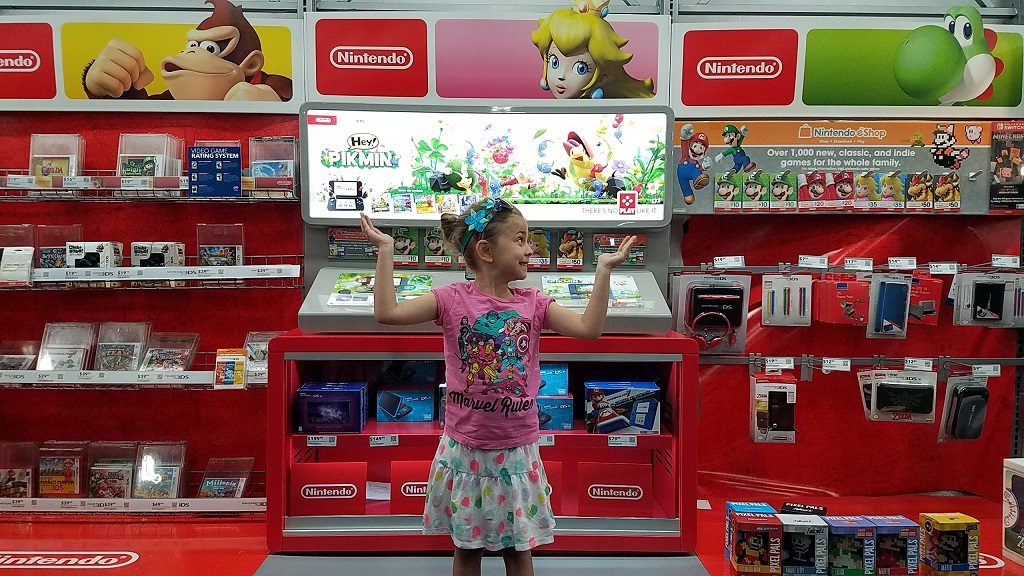 Nintendo Gaming for Kids