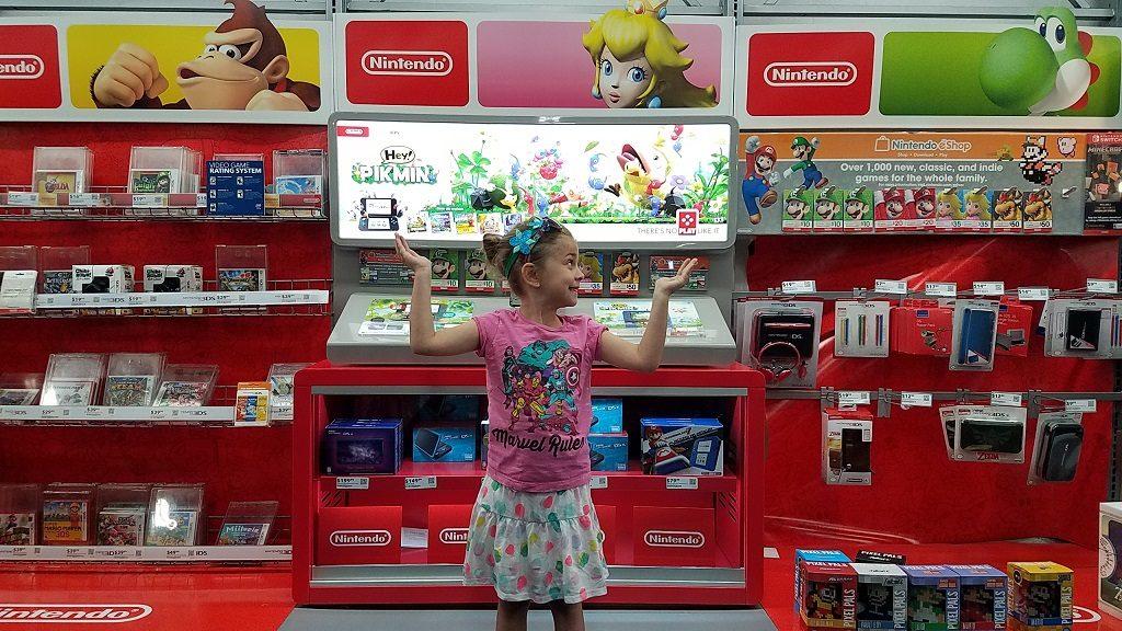 Nintendo Gaming for Kids
