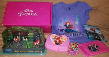 Pley Disney Princess Box - Merida