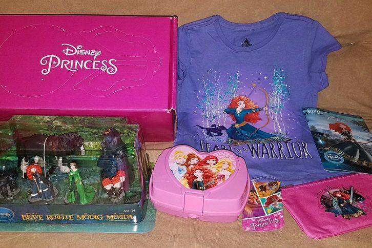 Pley Disney Princess Box - Merida