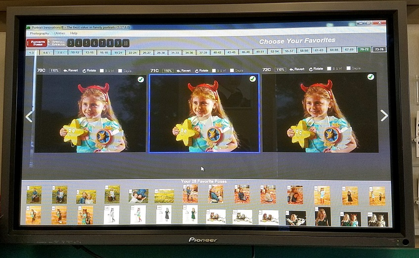 Portrait Innovations Photo Choice