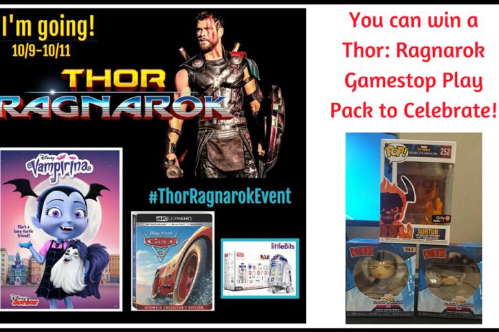 Thor Ragnarok Play Pack