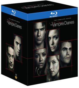Vampire Diaries Complete Series
