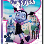 Meet the New Girl on the Block! Vampirina Comes to DVD October 17! | #Vampirina