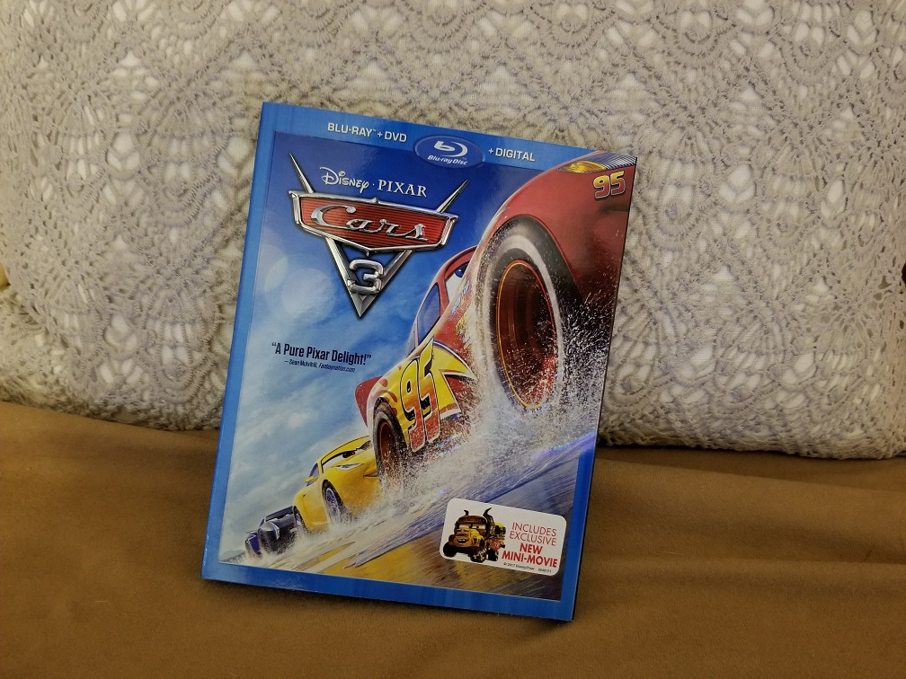 race to stores and pick up cars 3 on blu ray today. Black Bedroom Furniture Sets. Home Design Ideas