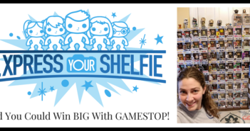 Express Your Shelfie GameStop FUnko