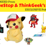 10 Pokemon Items You NEED From GameStop & ThinkGeek's Brand New EXCLUSIVE Pokemon Center!