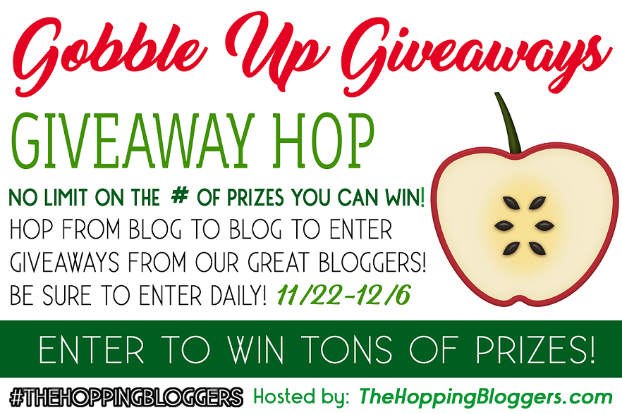 Gobble Up Giveaways Giveaway Hop
