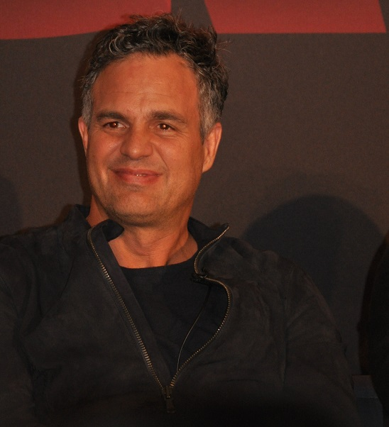 Mark Ruffalo Thor Ragnarok Press Junket