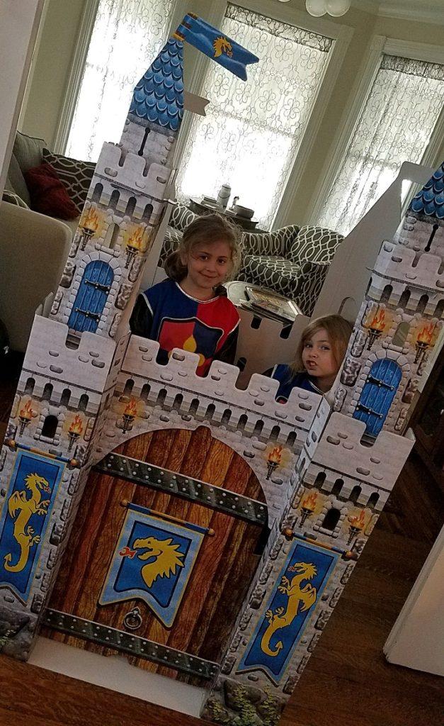 Renaissance Faire at home