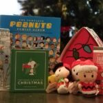 5 Holiday Gift Ideas for Any Snoopy & Peanuts Fan – Plus Santa Snoopy Has a Set for YOU to Win! | #Snoopy #Giveaway