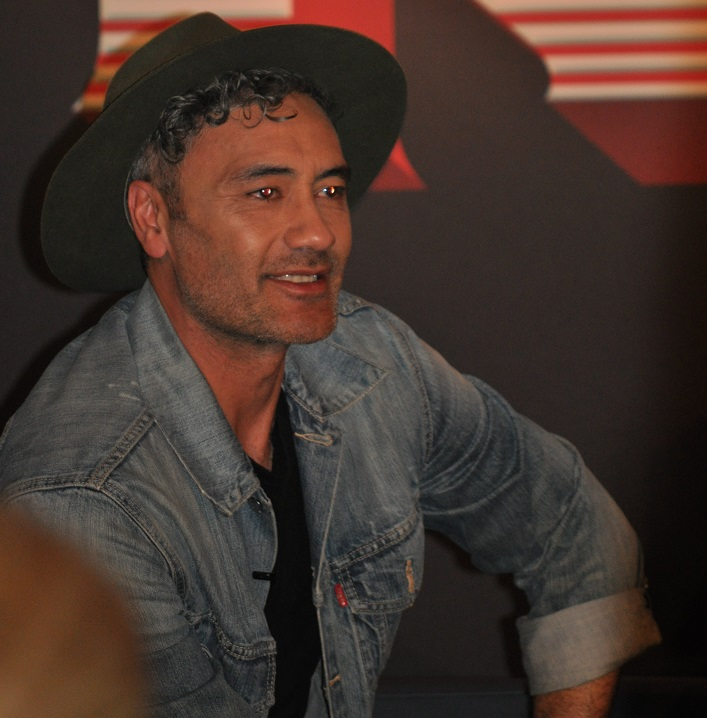Taika Waititi Thor Ragnarok Press Junket