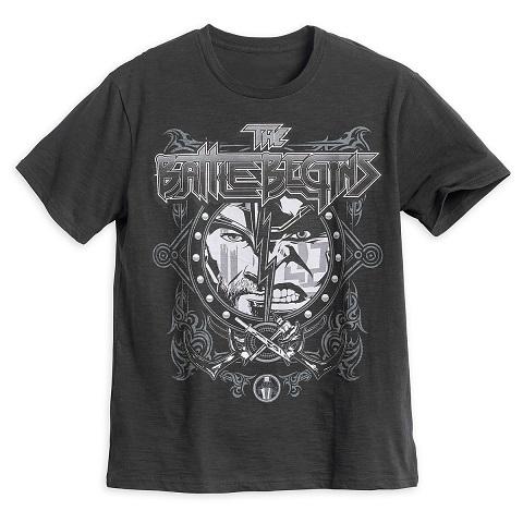 Thor Ragnarok Battle Shirt