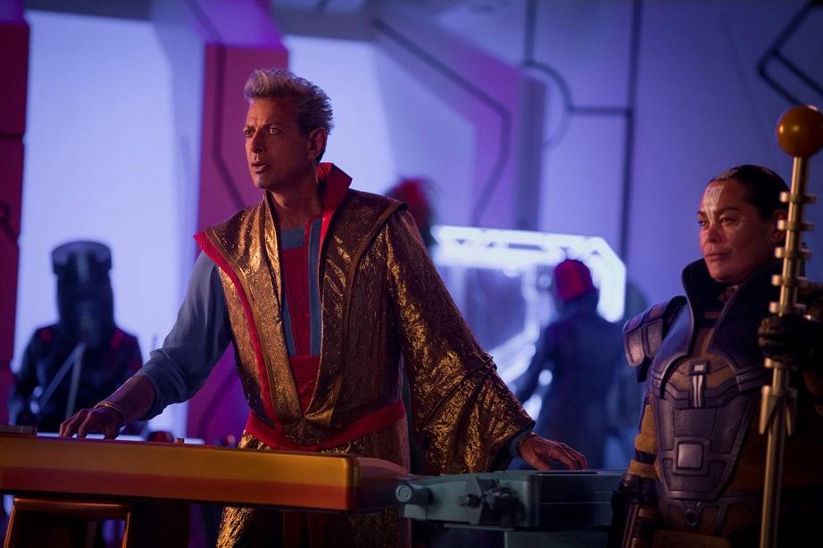Thor Ragnarok Jeff Goldblum Rachel House