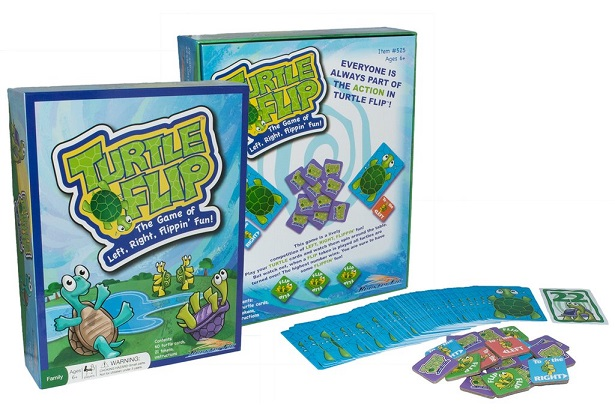 Turtle Flip RoosterFin Games