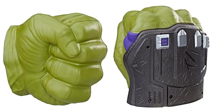 hulk fists thor ragnarok