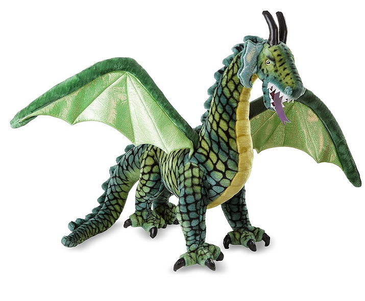melissa and doug dragon