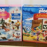 Countdown to Christmas with the Playmobil Advent Calendars + 5 Playmobil Holiday Gift Ideas! | #playmobil