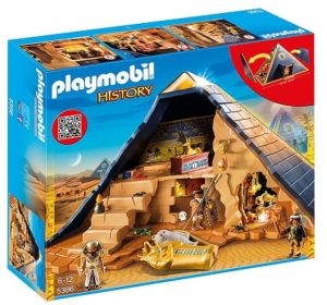 playmobil pharaoh's pyramid