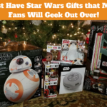 10 Must Have Star Wars Gifts that Mega Fans Will Geek Out Over