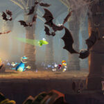 Mama's Geeky's Must Have Video Games Series: Rayman Legends | #UbiStar #Rayman #RaymanLegends