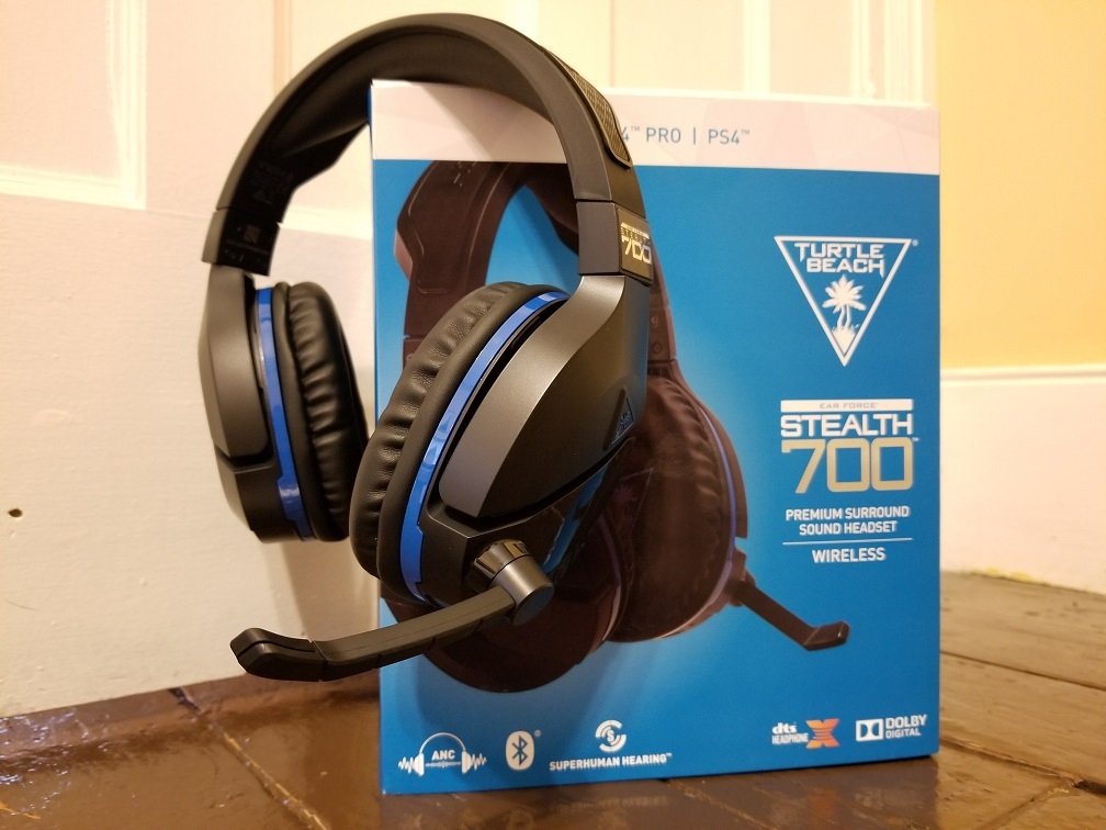 Turtle Beach PS4 Gaming headset