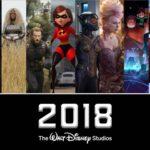 2018 Disney Studios, Marvel, & LucasFilm Movie Slate – We Are In For Quite A Year! | #Disney #Marvel #StarWars