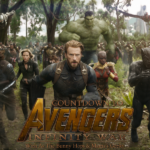 A Marvel Cinematic Universe Countdown to Infinity War: One Movie A Week Until May 4th! | #Marvel #InfinityWar #CountdownToInfinityWar