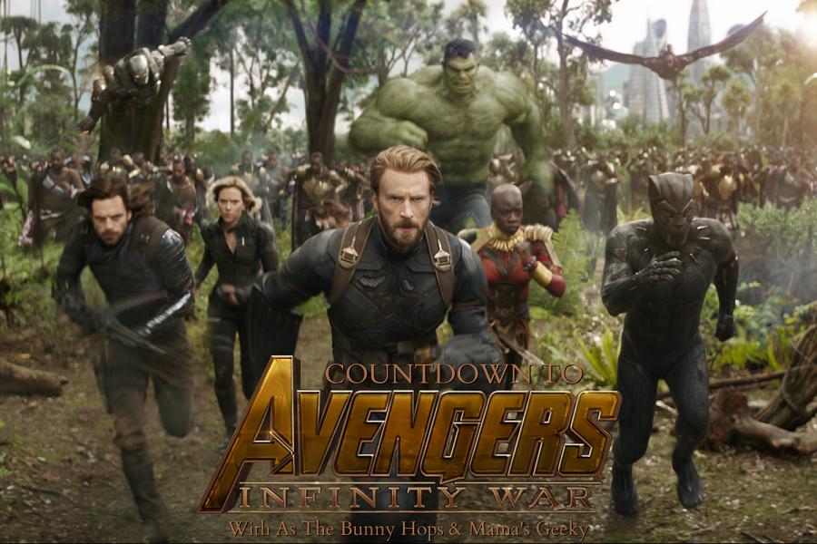 Avengers Infinity War Countdown