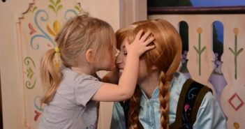 Disney Anna Meet and Greet