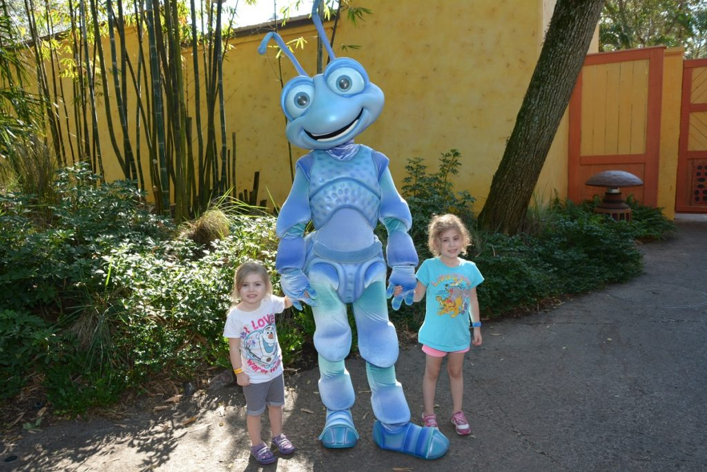 Disney Flik Meet and Greet