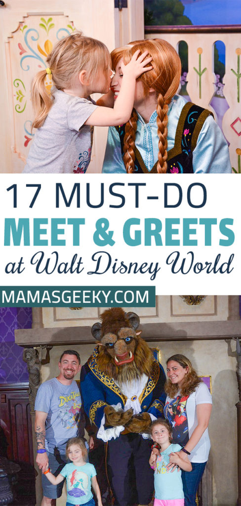 Disney Meet & Greets
