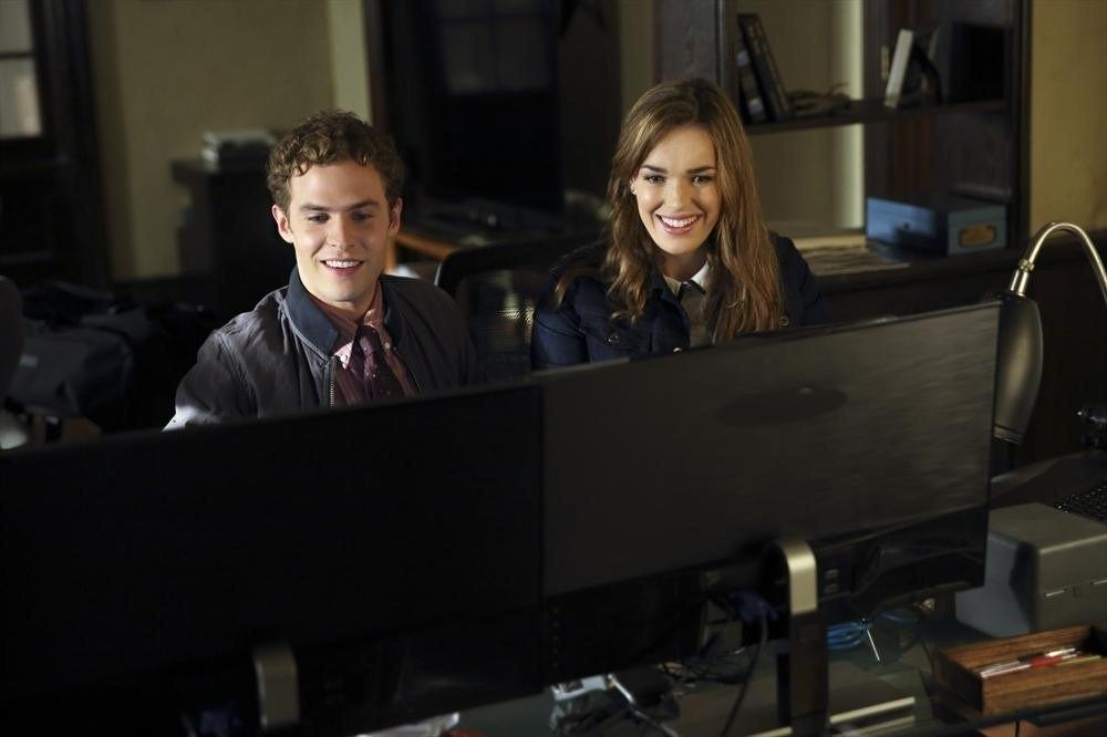 Jemma and Fitz