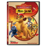 The Lion Guard: The Rise of Scar – 5 New Episodes Now on DVD! | #DisneyJunior #TheLionGuard