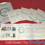 An Easy Way To Keep An Old House Draft Free with #BlindSpotz
