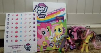 My Little Pony Spring Into Friendship DVD