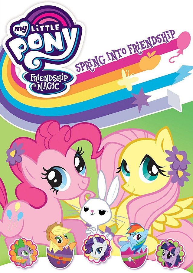 My Little Pony Spring Into Friendship