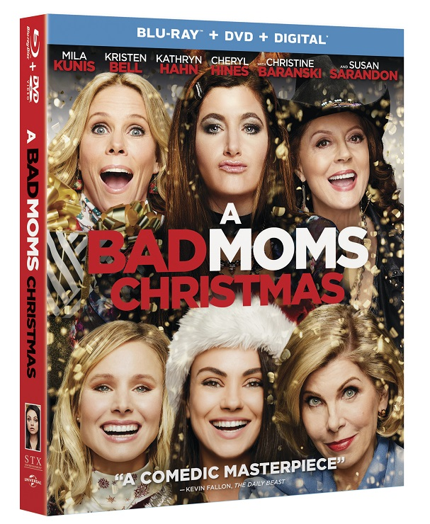 bad moms christmas blu-ray